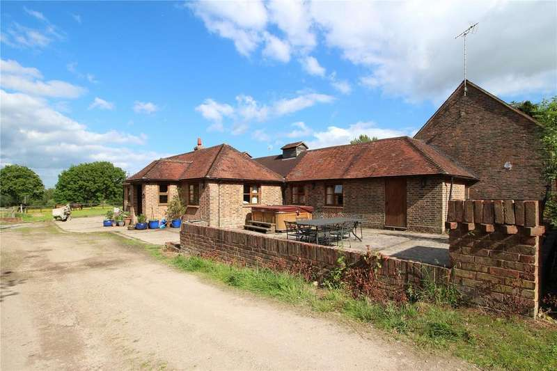 4 Bedrooms Equestrian Facility Character Property for sale in Lane End Common, North Chailey, Lewes, East Sussex