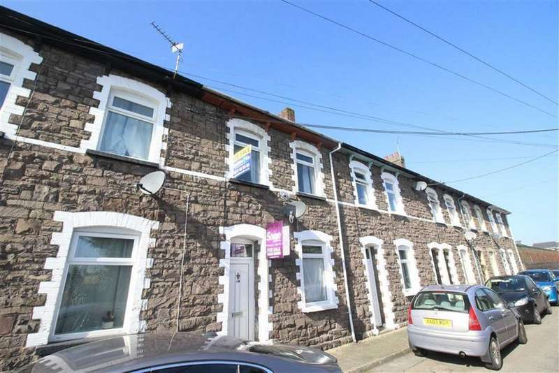 2 Bedrooms Terraced House for sale in Park Street, Pontypool, Torfaen