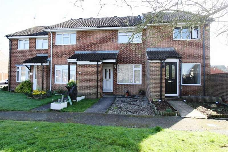 2 Bedrooms Terraced House for sale in Warrington Square, Billericay, Essex, CM12 0XD