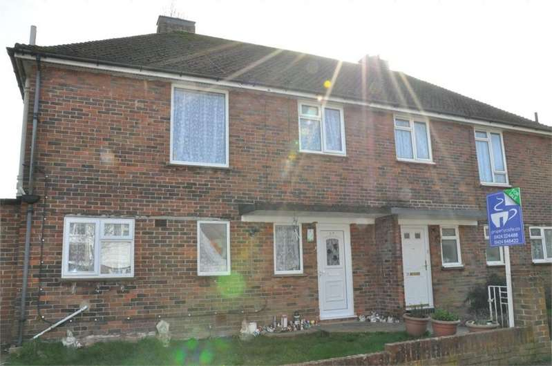 4 Bedrooms Semi Detached House for sale in Crowhurst Lane, Bexhill-On-Sea