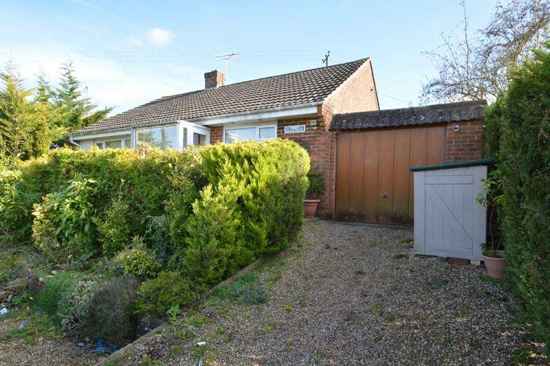 3 Bedrooms Detached Bungalow for sale in Streetway Road, Palestine, Andover