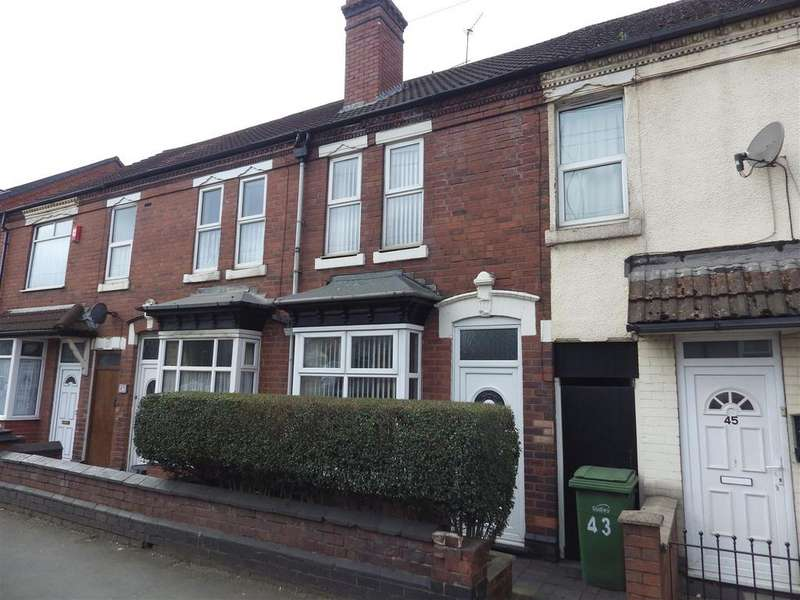 3 Bedrooms Terraced House for sale in Dudley Road, Halesowen