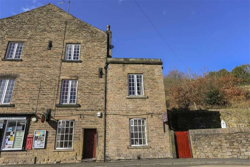 3 Bedrooms Town House for sale in Market Place, Compstall, Cheshire