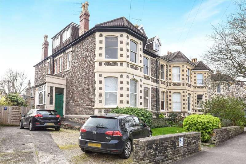2 Bedrooms Apartment Flat for sale in Northumberland Road, Bristol, Somerset, BS6
