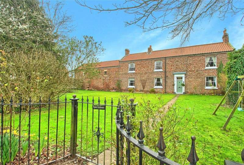 4 Bedrooms Detached House for sale in Carlton Village, Carlton