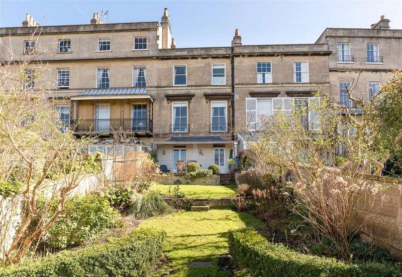 2 Bedrooms Unique Property for sale in Darlington Place, Bath, BA2