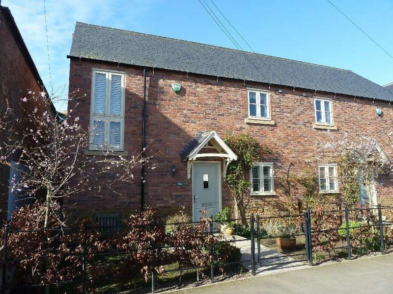3 Bedrooms Semi Detached House for sale in Main Street, Harby