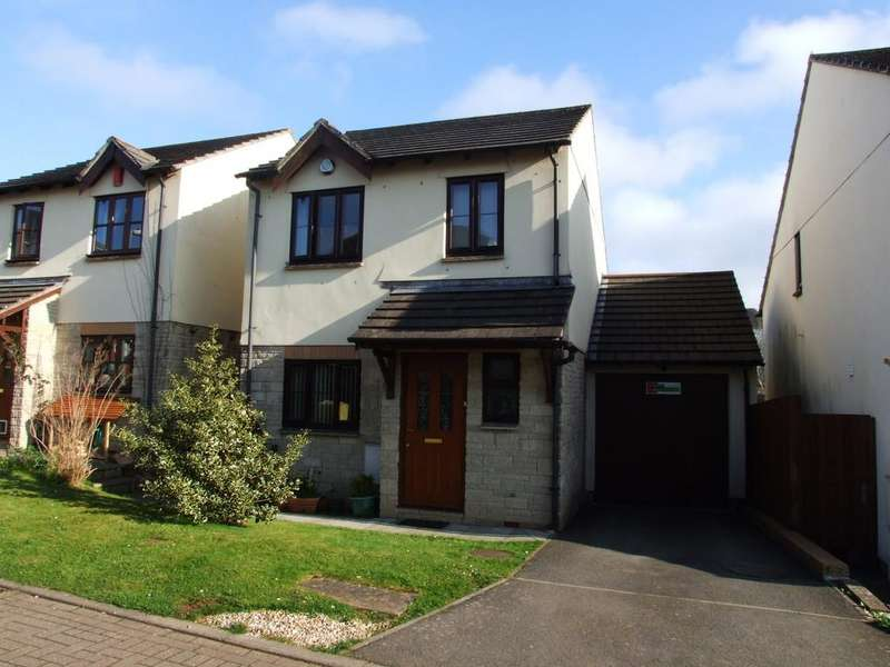 3 Bedrooms Detached House for sale in Chudleigh, Devon