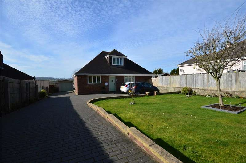 4 Bedrooms Bungalow for sale in West Coker Road, Yeovil, Somerset, BA20