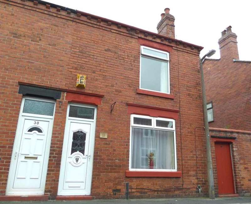 3 Bedrooms Semi Detached House for sale in Collingwood Road, Newton Le Willows