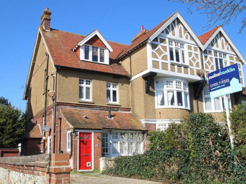 3 Bedrooms Apartment Flat for sale in Norfolk Road, Littlehampton