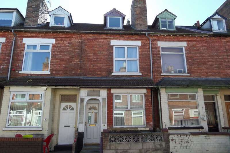 4 Bedrooms Terraced House for sale in Trent Street, Gainsborough