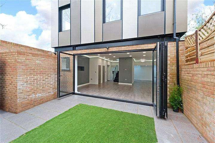 3 Bedrooms House for sale in Upper Brockley Road, Brockley, London, SE4