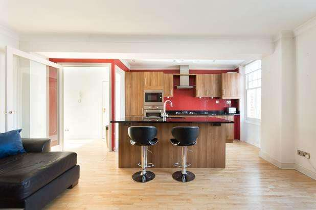 2 Bedrooms Flat for sale in Oxford Gardens, London, W10