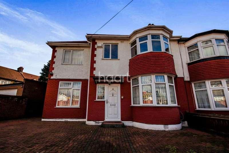 6 Bedrooms End Of Terrace House for sale in Longfield Avenue, Preston Road