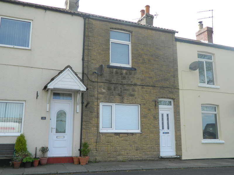 2 Bedrooms Terraced House for sale in Charltons, Saltburn By The Sea