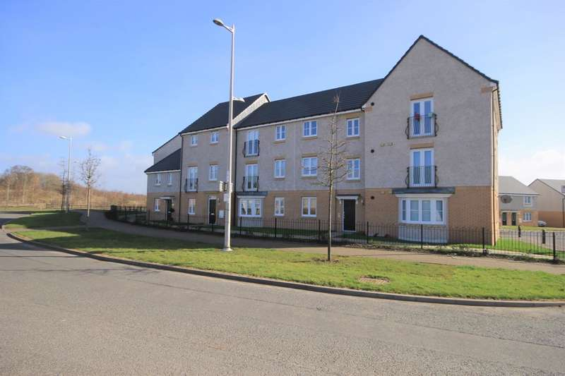 2 Bedrooms Flat for sale in McTaggart Crescent, Motherwell