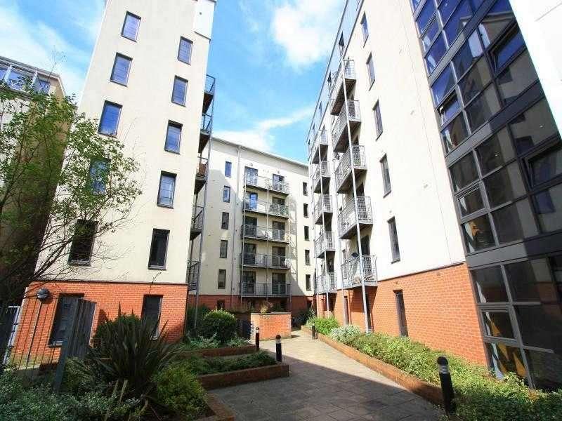 2 Bedrooms Flat for sale in Park West, City Centre, Nottingham
