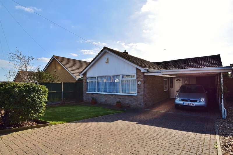 3 Bedrooms Detached Bungalow for sale in Mill Lane, Herne, Herne Bay