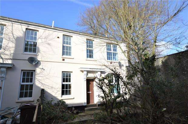 1 Bedroom End Of Terrace House for sale in Ladywell House Cottages, Ladywell Place, Plymouth, Devon