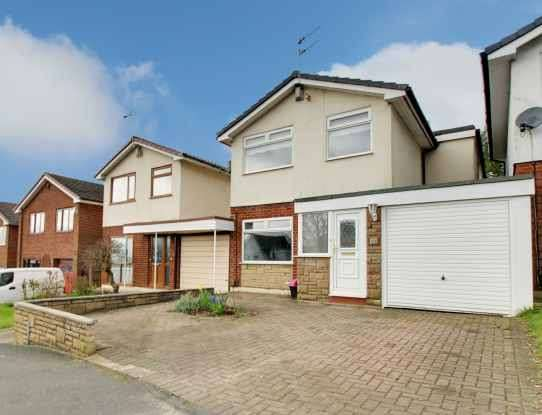 4 Bedrooms Detached House for sale in Ashfield Crescent, Wigan, Merseyside, WN5 7TE