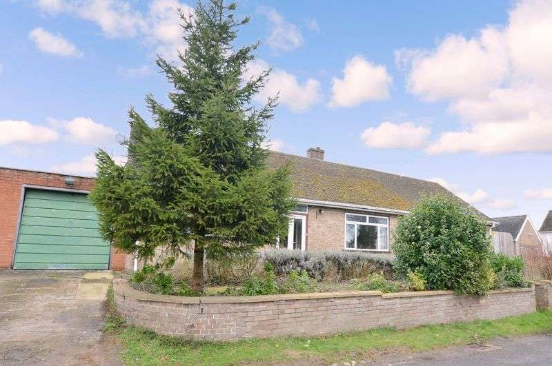 3 Bedrooms Detached Bungalow for sale in The Bungalow, Tiddington