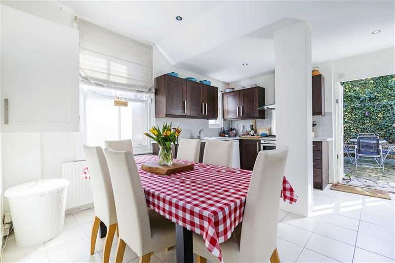 2 Bedrooms Property for sale in Oakmead Road, Balham