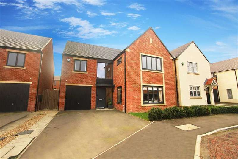 4 Bedrooms Property for sale in Viscount Close, Earsdon View, Tyne And Wear