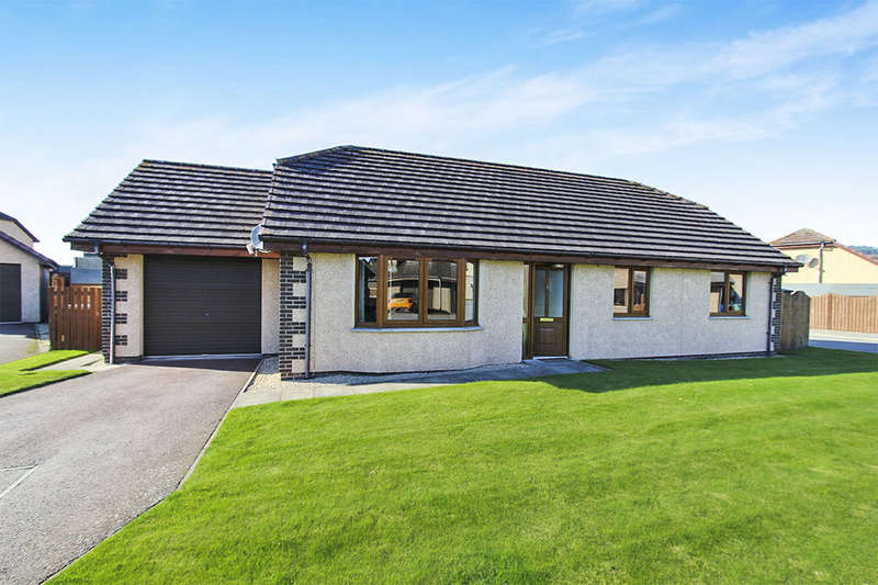 3 Bedrooms Detached Bungalow for sale in East Newfield Park, Alness, IV17
