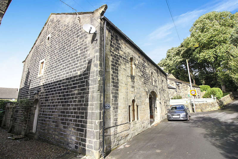 4 Bedrooms Semi Detached House for sale in Yate Barn Cottage Yate Lane, Oxenhope, Keighley, BD22