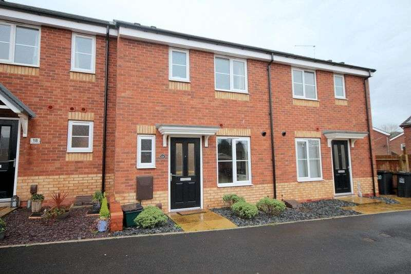 3 Bedrooms Terraced House for sale in Coomer Court, Newcastle