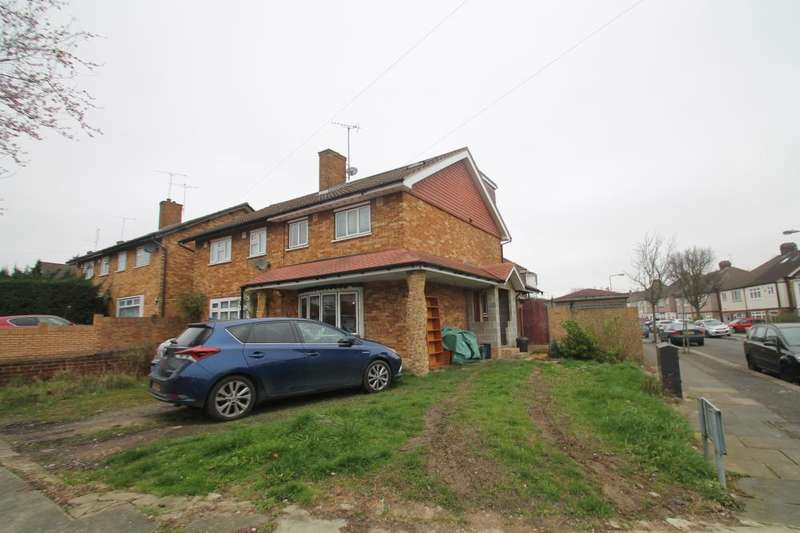 4 Bedrooms End Of Terrace House for sale in ARAGON DRIVE, HAINAULT