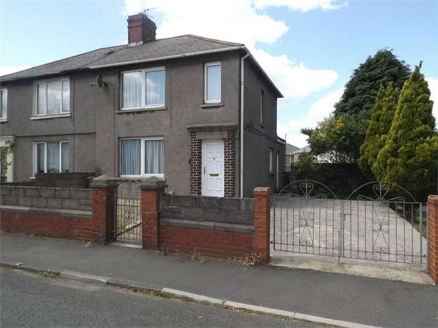 3 Bedrooms Semi Detached House for sale in Saltoun Street, Margam, Port Talbot, West Glamorgan