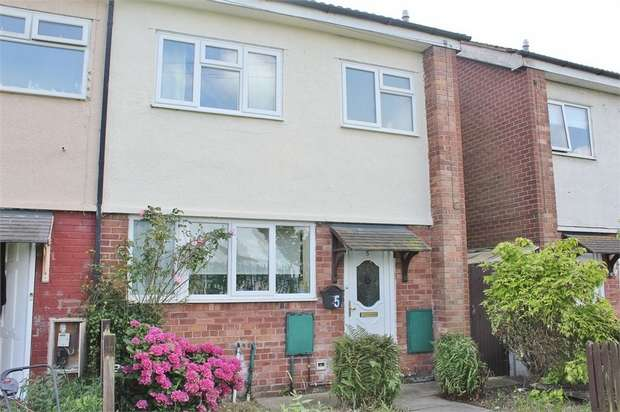 3 Bedrooms Semi Detached House for sale in Kempsell Walk, Liverpool, Merseyside