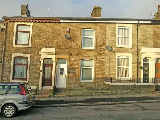 2 Bedrooms Terraced House for sale in Ellison Fold Terrace, Darwen, Lancashire