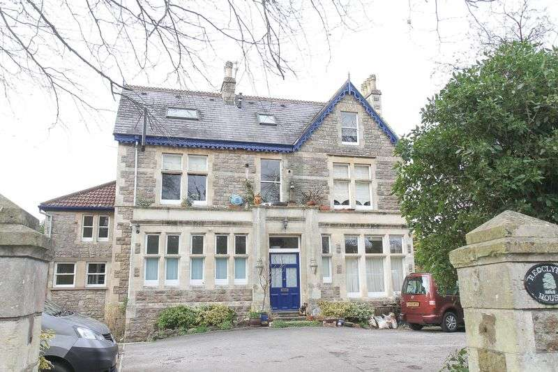 2 Bedrooms Flat for sale in The Avenue, Clevedon