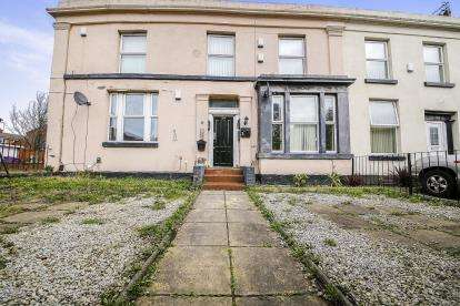 1 Bedroom Flat for sale in Westminster Road, Liverpool, Merseyside, England, L4