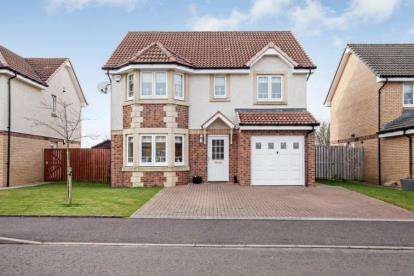 4 Bedrooms Detached House for sale in Sandyvale, Stonehouse
