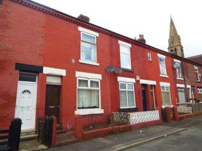 3 Bedrooms End Of Terrace House for sale in Derby Avenue, Salford, Greater Manchester
