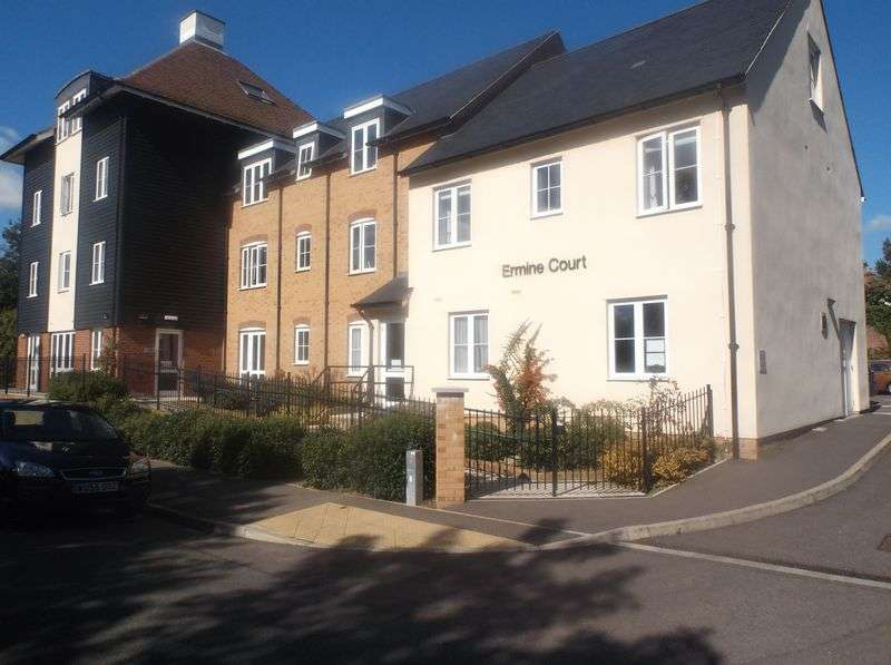 1 Bedroom Flat for sale in Ermine Court: **CHAIN FREE **