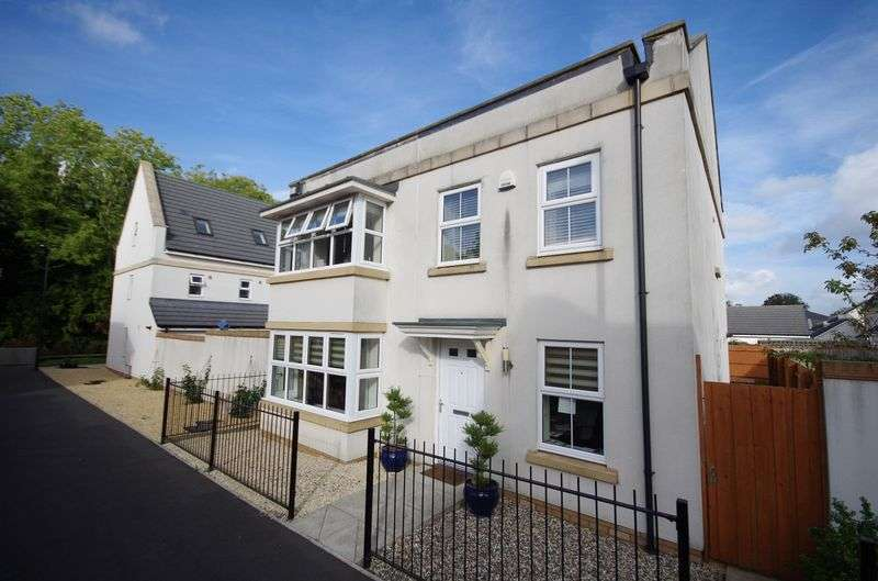 4 Bedrooms Detached House for sale in Oak Leaze, Charlton Hayes, Bristol