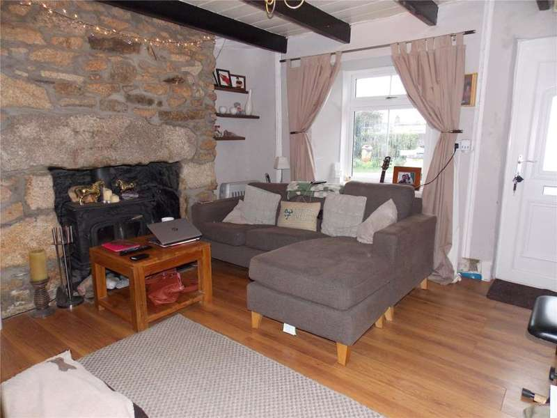 1 Bedroom Terraced House for sale in Chapel Street, St Day, Redruth
