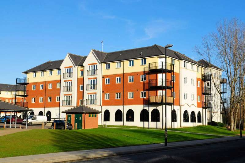 1 Bedroom Apartment Flat for sale in Pettacre Close, Thamesmead West, SE28 0PA