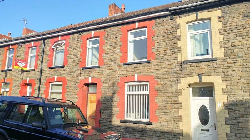 3 Bedrooms Terraced House for sale in Mary Street, Trethomas, Caerphilly