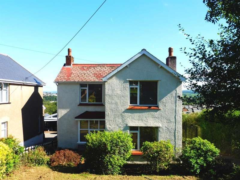 4 Bedrooms Detached House for sale in Sunnybank Road, Griffithstown, Pontypool