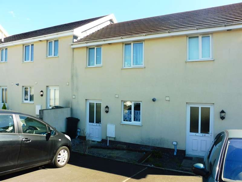2 Bedrooms Terraced House for sale in Wern Crescent, Skewen, Neath