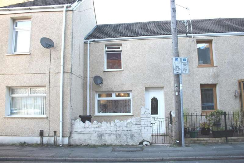 2 Bedrooms Terraced House for sale in Greenway Road, Neath