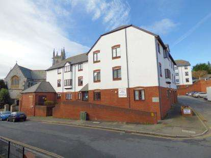 1 Bedroom Flat for sale in Church Street, Exeter, Devon