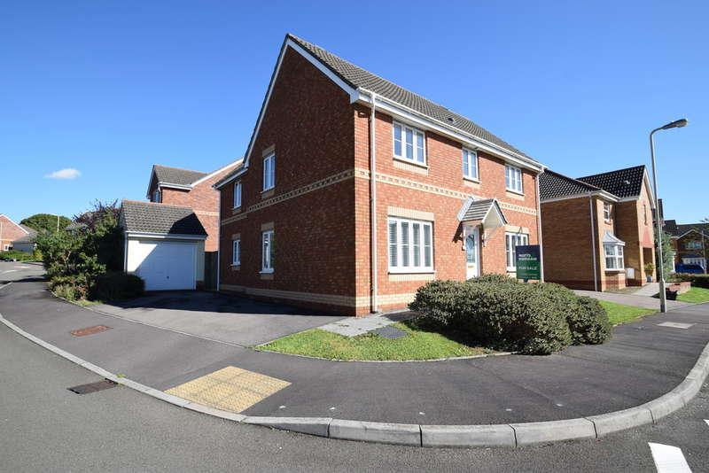 4 Bedrooms Detached House for sale in 31 Clos Henblas, Broadlands, Bridgend, Bridgend County Borough, CF31 5EU.