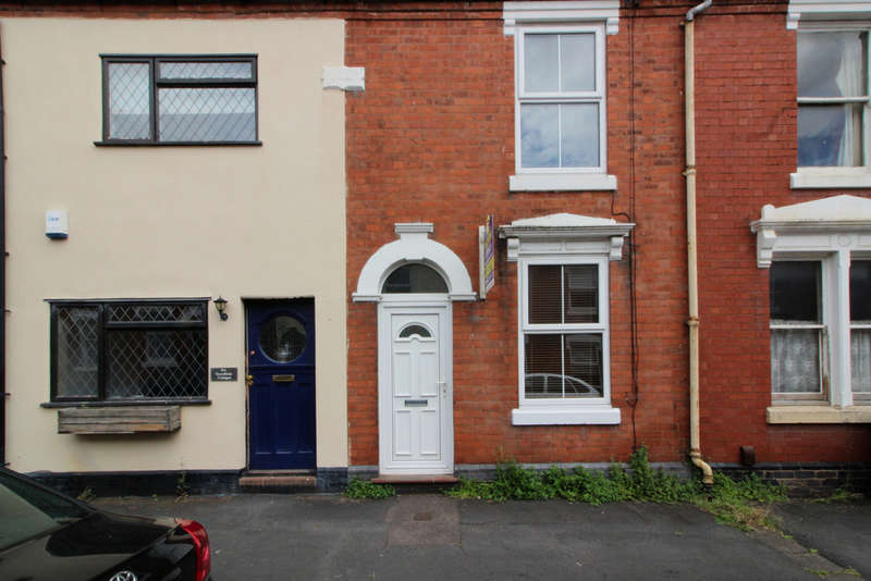 3 Bedrooms Terraced House for sale in Cobden Street, Kidderminster, Kidderminster, DY11